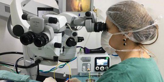 Laser micropulso é nova opção de tratamento de glaucoma